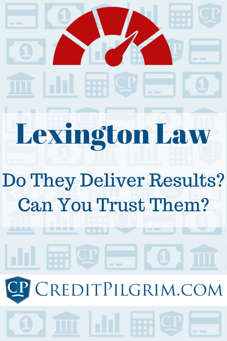 Lexington Law Review  Should You Trust Them  Credit Pilgrim