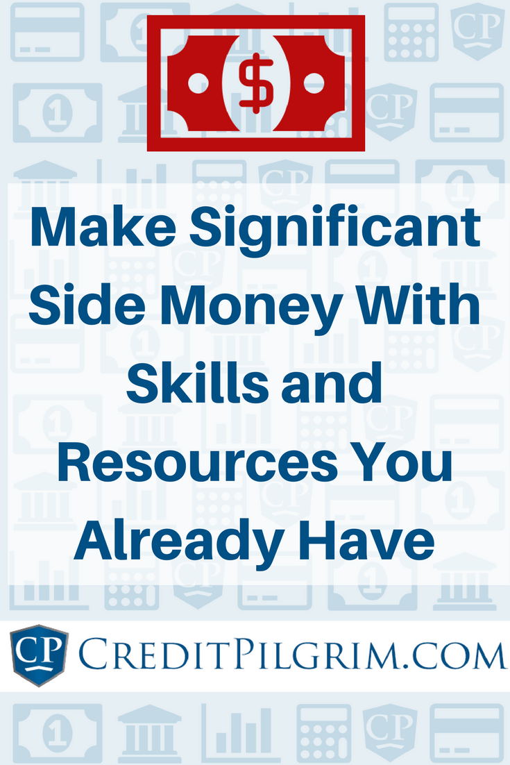 List of the BEST ways to make extra income with resources and skills that most people already have. These are solid ways to generate significant side money, make sure you read this article.