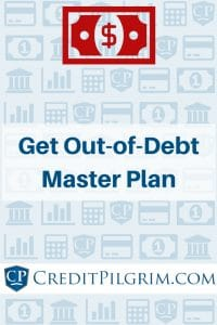 Get Out Of Debt Action Plan